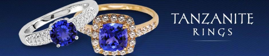Tanzanite | Tanzanite Jewelry | Tanzanite Rings