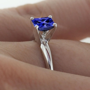 Womens Tanzanite Rings