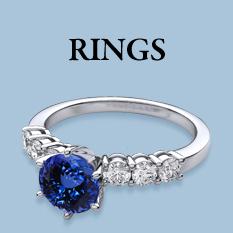 tanzanite-rings